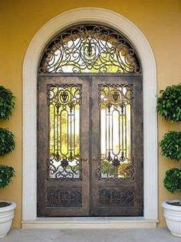 Puertas y ventanas de estilo  por Gama Elite