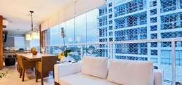 Terrazas de estilo  por SESSO & DALANEZI