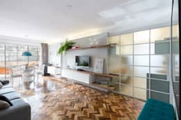 modern Living room by Semerene - Arquitetura Interior