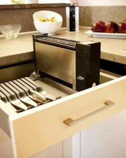Projekty,  Kuchnia zaprojektowane przez Settele Küche & Wohnen