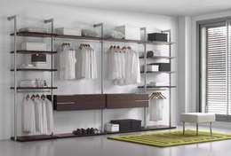 vestidores vestidores de estilo escandinavo de muebles rabanal sl - Vestidor Abierto