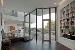modern Living room by Kauffmann Theilig & Partner, Freie Architekten BDA
