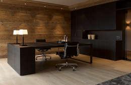 Estudios y oficinas de estilo rural por bernd gruber kitzbühel