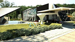 Varios: Casas de estilo clásico por arkitecto9.com