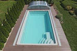 Modell Atlantis: klassischer Pool von Pool + Wellness City GmbH