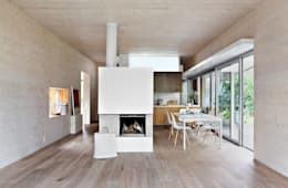 modern Houses by Thoma Holz GmbH