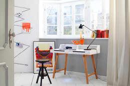 Oficinas de estilo  por mebel4u