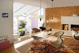 Столовая комната в . Автор – aeris GmbH