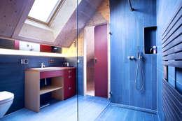 Projekty, klasyczne Domy zaprojektowane przez Thoma Holz GmbH