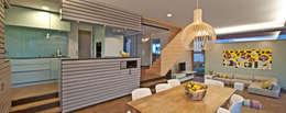 modern Dining room by Kauffmann Theilig & Partner, Freie Architekten BDA