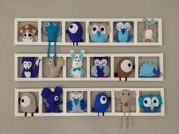 Bichat & Friends의  벽 & 바닥