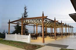 Patios & Decks by PERGOLA A.Ş.