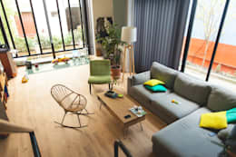Livings de estilo moderno por Lise Compain
