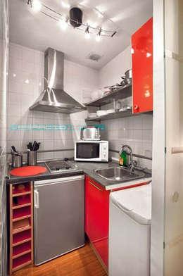 Dapur by Javier Zamorano Cruz