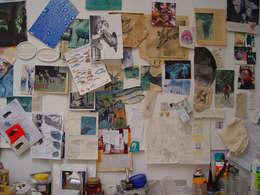 atelier in Eindhoven:  Kunst  door Van Dessel en Joosten