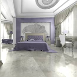 Ekaterina Bahir의  침실