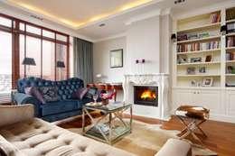 Tips voor een klassieke inrichting in de woonkamer