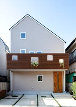 modern Houses by Unico design一級建築士事務所