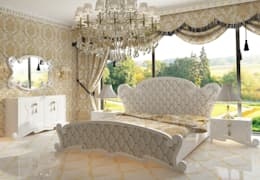 classic Bedroom by Inan AYDOGAN /IA  Interior Design Office