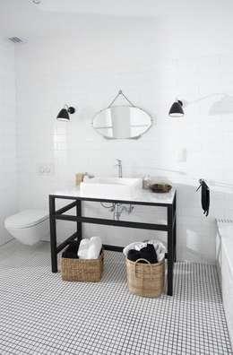 Baños de estilo minimalista por cs