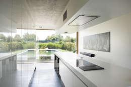 modern Kitchen by Maisons Loginter