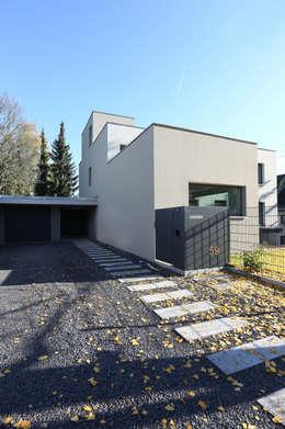 Projekty,   zaprojektowane przez Neugebauer Architekten BDA