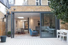 moderne Tuin door S&Y Architects