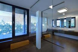 Projekty,  Łazienka zaprojektowane przez haas_architektur ZT GmbH