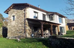 La rehabilitaci n de una casa rural de piedra for Reformar una casa vieja con poco dinero