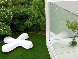 Neugebauer Architekten BDA의  정원