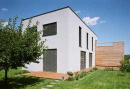 Abendroth Architekten의  패시브 하우스
