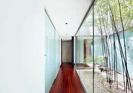 Casas modernas por Hoz Fontan Arquitectos
