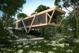 minimalistic Houses by Максим Любецкий