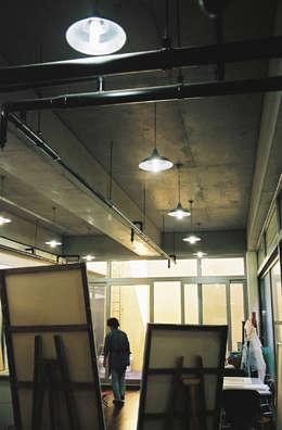 ASK Studio: ISON ARCHITECTS의  전시장