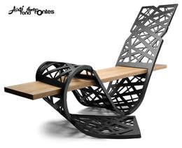 Brindille: Jardin de style de style Moderne par Ophélie Le Clech @