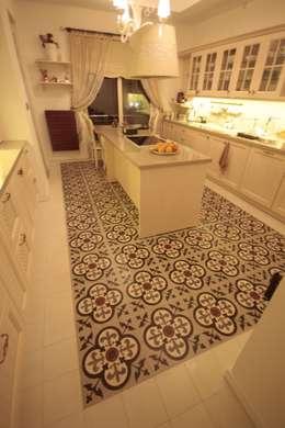 Nhà bếp by DerganÇARPAR Mimarlık