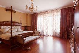 Гостевой дом _ реконструкция: Спальни в . Автор – Back2Architecture