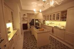 DerganÇARPAR Mimarlık  – AHMET ASLI İLHAN EVİ : rustik tarz tarz Mutfak
