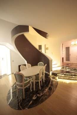 modern Dining room by DerganÇARPAR Mimarlık