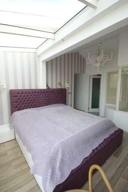 minimalistic Bedroom by DerganÇARPAR Mimarlık