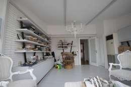 DerganÇARPAR Mimarlık  – AHMET ASLI İLHAN EVİ : rustik tarz tarz Çalışma Odası
