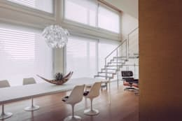 Livings de estilo minimalista por Marg Studio