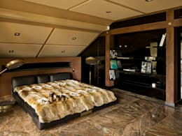 minimalistic Bedroom by FullHouseDesign