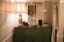 Morris под боком: Ванные комнаты в . Автор – Ekaterina Saranduk
