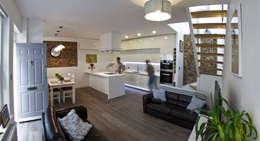 Projekty,  Kuchnia zaprojektowane przez R+L Architect