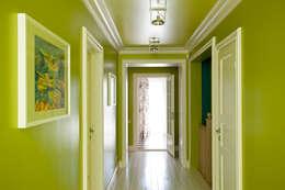 Corridor & hallway by Luda Krishtaleva