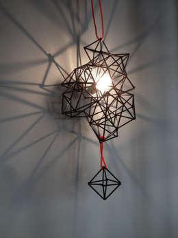 industrial Living room by Victor Felletin