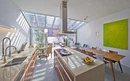Кухни в . Автор – Florian Eckardt - architectinamsterdam
