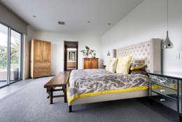 Dormitorios de estilo industrial por D-Max Photography