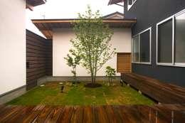 Vườn by Y.Architectural Design